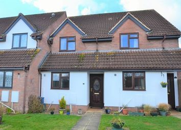 Thumbnail 2 bed terraced house for sale in Orkney Mews, Tiverton