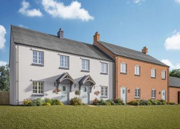 Thumbnail 3 bed town house for sale in Century Drive, Packington, Ashby De La Zouch