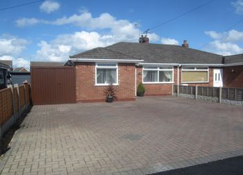 Thumbnail 3 bed bungalow for sale in Wordsworth Drive, Crewe