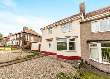 Thumbnail 3 bed semi-detached house for sale in New Road, Billingham
