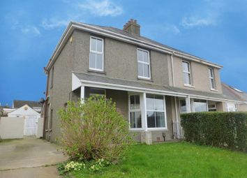 Thumbnail 3 bed semi-detached house for sale in Long Park Road, Saltash