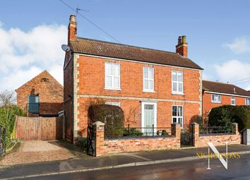 Thumbnail 4 bed detached house for sale in Main Street, Laneham, Nottinghamshire