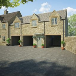 Thumbnail 2 bed flat for sale in Amberley Park, London Road, Tetbury, Gloucestershire
