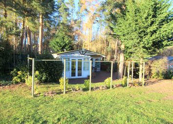 Thumbnail 3 bed mobile/park home for sale in Honingham, Norwich