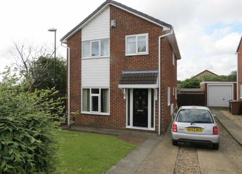 Thumbnail 3 bed detached house for sale in Morpeth Close, Oxclose, Washington