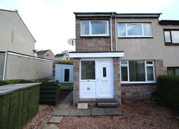 Thumbnail 3 bedroom semi-detached house for sale in Bennan Gardens, Broughty Ferry, Dundee