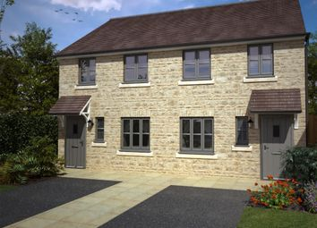 Thumbnail 3 bed semi-detached house for sale in Plot 33, The Enford, Blunsdon Meadow, Swindon