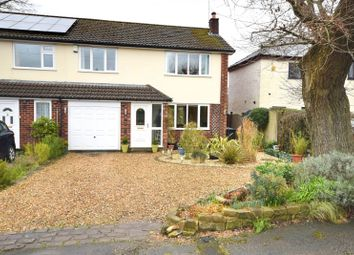 3 bed semi-detached house for sale in Green Lane, Poynton, Stockport SK12