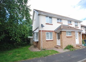 Thumbnail 2 bed semi-detached house to rent in Brook Court, Roundswell, Barnstaple