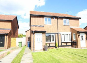 Thumbnail 2 bed semi-detached house to rent in Romsey Drive, Boldon Colliery, Boldon Colliery