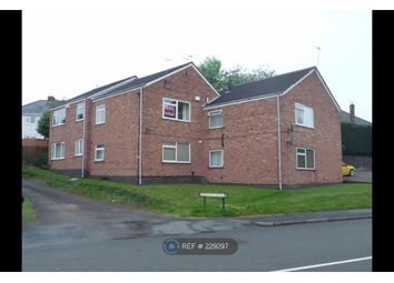 Thumbnail 2 bed flat to rent in Hamilton Court, Oadby