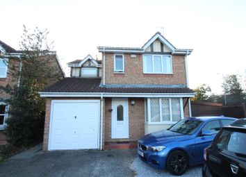 Thumbnail 3 bed detached house for sale in Sorrel Drive, Hull