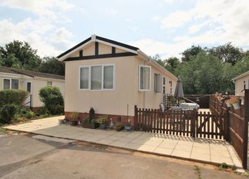 Thumbnail 1 bed mobile/park home for sale in Oak Avenue, Radcliffe-On-Trent, Nottingham