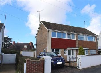 Thumbnail 3 bed semi-detached house for sale in Bunkers Hill, Milford Haven