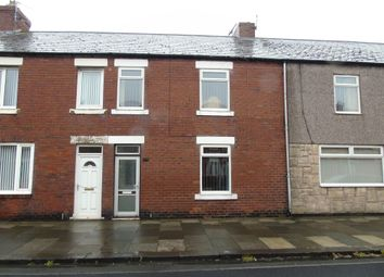 Thumbnail 3 bed terraced house for sale in Woodhorn Road, Ashington