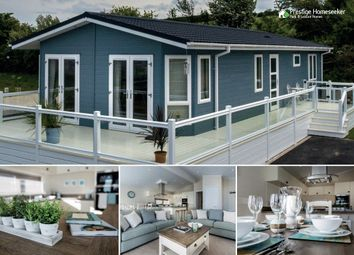 Thumbnail 2 bed lodge for sale in Gilfachrheda, New Quay