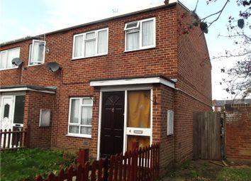 Thumbnail 3 bed end terrace house to rent in Kinver Walk, Reading, Berkshire