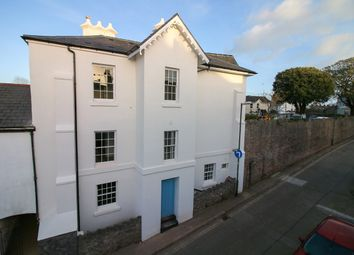 Thumbnail 2 bed maisonette for sale in Park Crescent, St Marychurch, Torquay