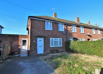 Thumbnail 2 bed end terrace house for sale in Lansdowne Road, Tilehurst, Reading