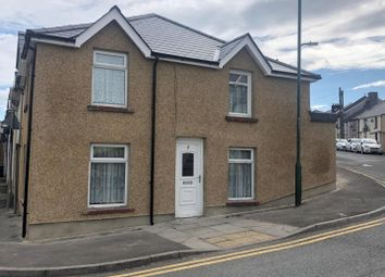 Thumbnail 2 bed end terrace house to rent in Harcourt Terrace, Tredegar