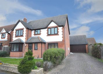 Thumbnail 4 bed detached house for sale in Lambourne Way, Heckington, Sleaford