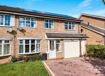 Thumbnail 5 bedroom semi-detached house for sale in Delmore Way, Minworth, Sutton Coldfield