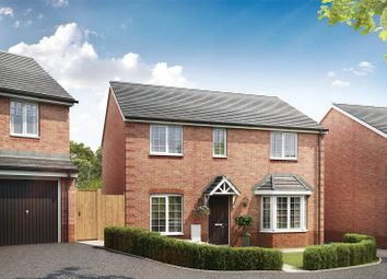 Thumbnail 4 bed detached house for sale in Perry Wood Walk, Worcester, Worcestershire