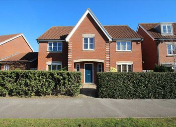 Thumbnail 5 bedroom detached house for sale in Jennings Drift, Grange Farm, Kesgrave, Ipswich
