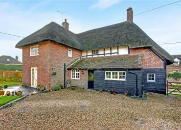 Thumbnail 4 bed detached house for sale in Milton Road, Pewsey, Wiltshire