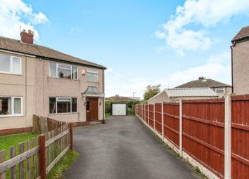 Thumbnail 3 bed semi-detached house to rent in Tyersal Park, Tyersal, Bradford