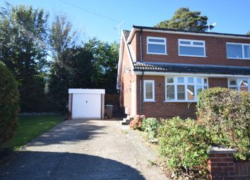 Thumbnail 3 bed property to rent in Hall View, Caego, Wrexham
