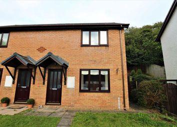 Thumbnail 2 bedroom semi-detached house for sale in Maes Crugiau, Rhydyfelin, Aberystwyth
