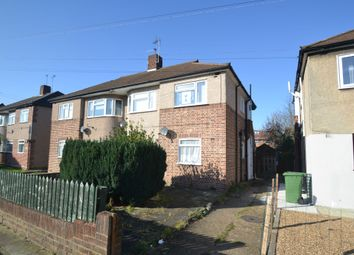 Thumbnail 2 bedroom maisonette to rent in Erith Crescent, Collier Row, Romford