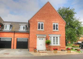 Thumbnail 4 bed link-detached house for sale in Dakota Drive, Old Catton