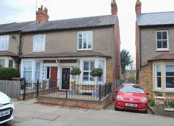 Thumbnail 3 bed terraced house for sale in Harborough Road, Kingsthorpe, Northampton