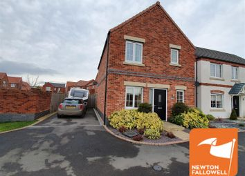 Thumbnail 3 bed detached house for sale in Bluebird Avenue, Ollerton, Newark