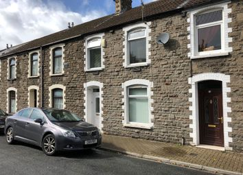 Thumbnail Terraced house for sale in Coedpenmaen Road, Trallwn, Pontypridd