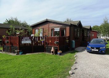 Thumbnail 2 bed lodge for sale in Lakeside, South Lakeland Leisure Village, Dock Acres, Borwick Lane, Carnforth
