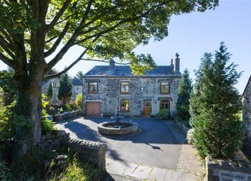 Thumbnail 4 bed country house for sale in Touch Road, Bury, Greater Manchester