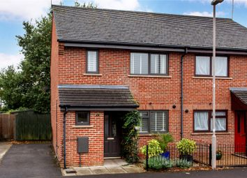 Thumbnail 3 bed semi-detached house for sale in Noble Road, Henley-On-Thames, Oxfordshire