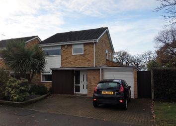 Thumbnail 4 bed link-detached house for sale in Lowry Way, Gunton Park, Lowestoft, Suffolk