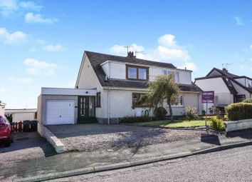 Thumbnail 3 bedroom semi-detached house to rent in Villagelands Road, Stonehaven