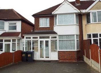 Thumbnail Semi-detached house for sale in Kings Road, Great Barr, Birmingham, West Midlands