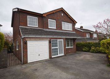 Thumbnail 4 bed detached house for sale in Moorland Avenue, Werrington, Stoke-On-Trent