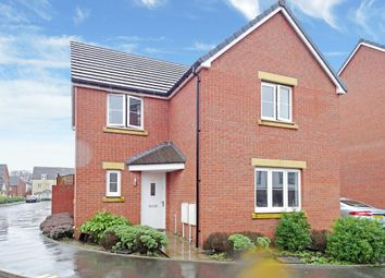 4 bed detached house for sale in Clos Y Mametz, Newton, Porthcawl CF36