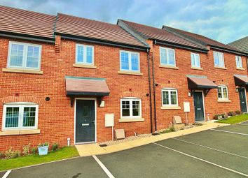 Thumbnail 2 bed terraced house for sale in Tulip Walk, Gnosall, Stafford