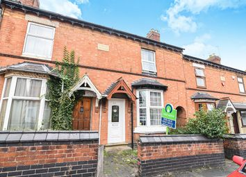 Thumbnail 3 bed terraced house for sale in Lodge Road, Redditch
