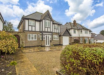 Thumbnail 4 bed detached house for sale in Burgh Mount, Banstead