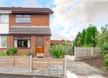 Thumbnail 2 bed semi-detached house for sale in Thornvale, Abram, Wigan