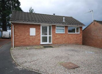 Thumbnail 2 bed detached bungalow to rent in Queens Court, Ledbury, Herefordshire